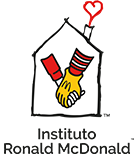 Logo do Instituto Ronald McDonald